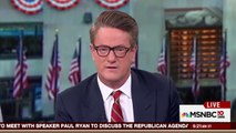 Joe Scarborough Pushes Back On Claims He 'Partied' With Trump