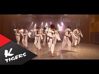 EXO [Monster Rock ver.] Taekwondo ver. 엑소 [몬스터 락버전] 태권도버전
