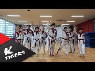 UP10TION (업텐션) _ 나한테만 집중해 (ATTENTION) Taekwondo ver.