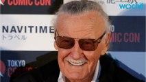 Stan Lee Posts Photo Of 'Doctor Strange'