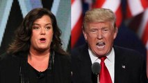 Rosie O'Donnell Calls Donald Trump 'Mentally Unstable' and a 'Criminal' in Twitter Rant