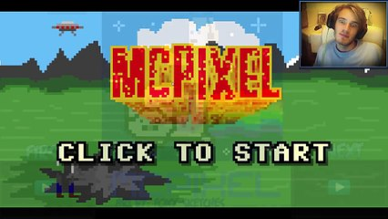 TRAPPED INSIDE A BUTT! - McPixel - Part 6