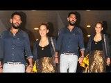 Yuvraj Singh With CUTE Wife Hazel Keech On Late Night Dinner Date