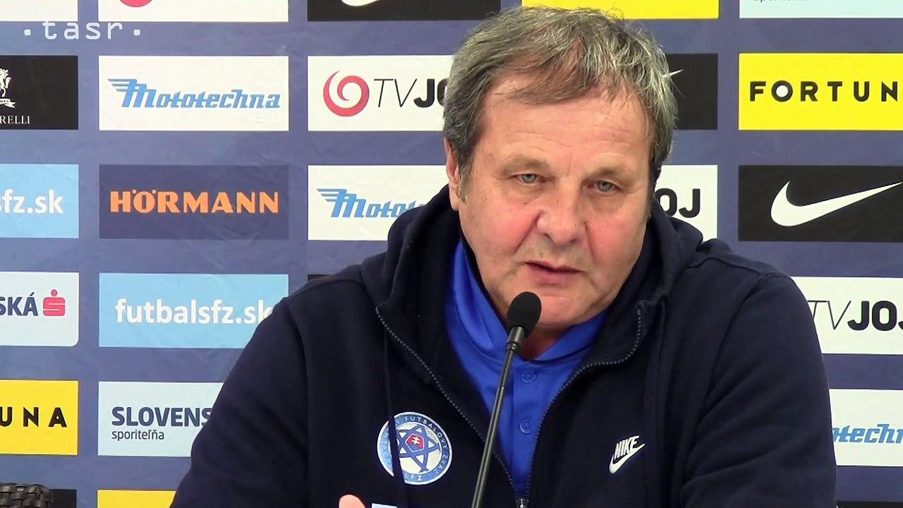 Futbal: Čo si praje reprezentačný tréner Ján Kozák do roku 2017