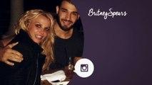 Britney Spears goes public with new boyfriend to start 2017