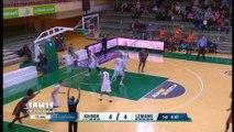 Basketball Champions League : Victoire du MSB face à Khimik