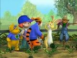 Mes amis Tigrou et Winnie - Tigrou se prend pour un jagular - Coco lapin cohabite