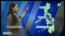 PTV INFO WEATHER: NorthEast Moonsoon, sanhi ng nararanasan na malamig na klima