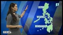 PTV INFO WEATHER: NorthEast Moonsoon, sanhi ng nararanasan na malamig na klima