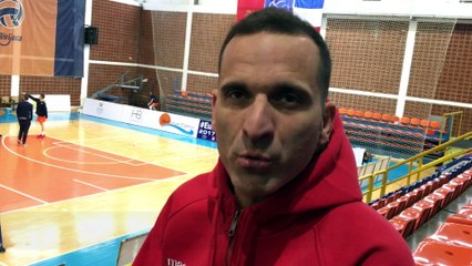 VIDEO. Volley (Coupe d'europe) : le GFCA repart en campagne