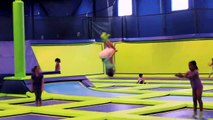 Celebrate Jumpin Birthday Party with Air Riderz Trampoline Park