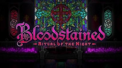 Development Update 7 de Bloodstained: Ritual of the Night