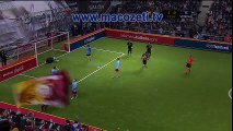 Maç Özeti | 4 Büyükler Salon Turnuvası | Galatasaray 6 - Trabzonspor 8 | (11.01.2016) | www.macozeti.tv