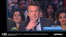 TPMP : Benjamin Castaldi révèle l'énorme salaire qu'il touchait sur TF1 (Vidéo)
