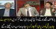 Murad Saeed JAw Breaking Answer To Javed Hashmi -Murad Saeed