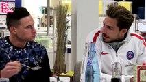 Julian Draxler timide comme jamais devant Unai Emery