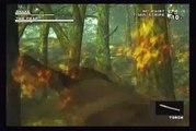 Metal Gear Solid 3 - Tuer The Fear avec une torche