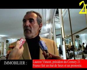 La conjoncture immobilière commentée par Laurent Vimont