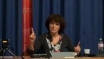 Florence Gauthier au colloque Henri Guillemin 2013