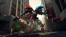 Lego Hero Factory - Splitter Beast vs Furno & Evo 44021 & Evo XL Machine 44022