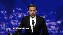 Oscars 2017 - Le palmarès du Palm Springs Film Festival avec Ryan Gosling