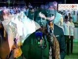 Yasir Shah Can't Stop Laughing During Pakistan National Anthem - Cricknock.com
