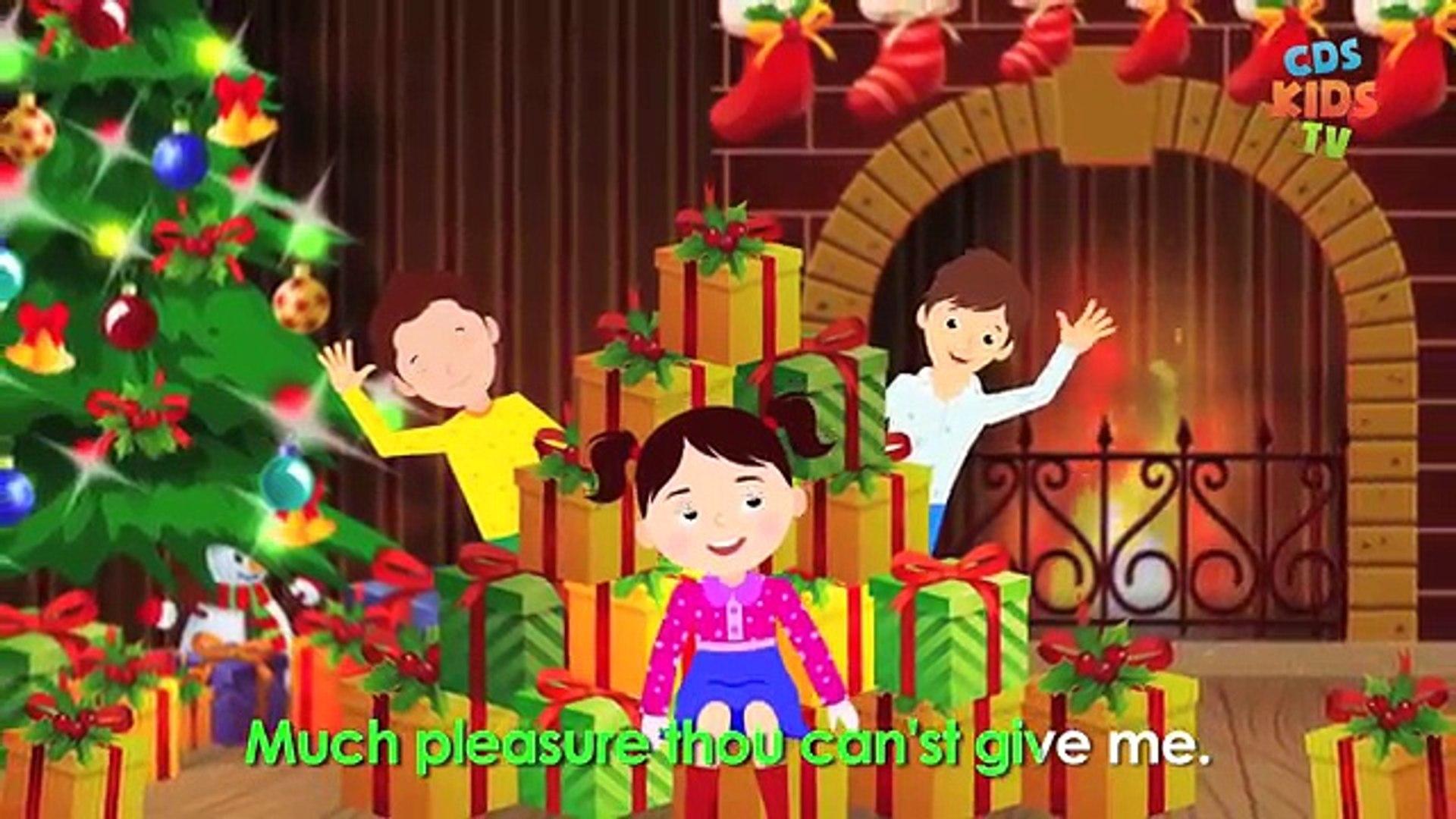 O Christmas Tree | Christmas Song For Kids | CDS Kids Tv