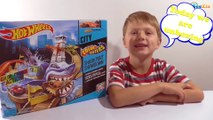 Hot Wheels cars. Video for kids - unboxing toys trucks. Cars Toys Review Episode 6