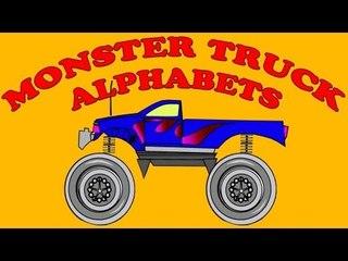 Alphabets Monster Truck