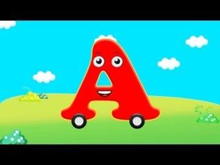 Alphabets on Wheels   ABC