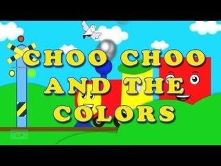 Color Train   Learn Colors