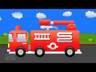 Kids channel Fire Truck