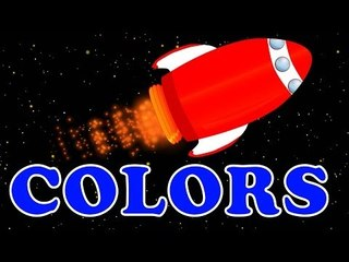 Rocket colors   learn the colors