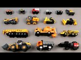 construction vehicles   teach transport to children   toys for kids
