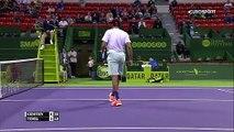 ATP Doha: Andrey Kuznetsov - Jo-Wilfried Tsonga (Özet)
