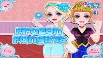 Permainan Frozen Fangirls - Frozen Fangirls