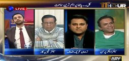 Fawad Ch Grilled and Exposed Waseem Badami and Kashif Abbasi When They Tried to Confuse Panama Case With KPK Corruption