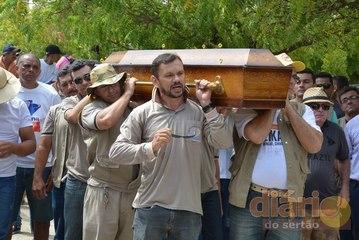 Jovem cajazeirense que morreu em acidente no RN é sepultado