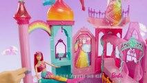 Barbie Rainbow Cove Princess & Castle Barbie Dreamtopia Mattel Watch TV Toys Full HD Commercials