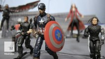 This 'Captain America' trailer assembles the Avengers with homemade magic