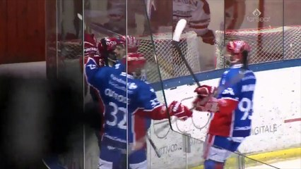 1/2 Finale Coupe de France : LHC vs Grenoble 3/01/17