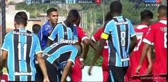 Grêmio 3 X 1 Brasília DF Gols e Melhores Momentos Copa SP Futebol Júnior 03-01-2016 (HD)