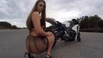 SSB Model Alexsandra BTS Video