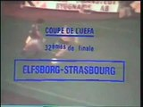13.09.1978 - 1978-1979 UEFA Cup 1st Round 1st Leg IF Elfsborg 2-0 Racing C Strasbourg