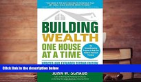 Read  Building Wealth One House at a Time, Updated and Expanded, Second Edition  Ebook READ Ebook