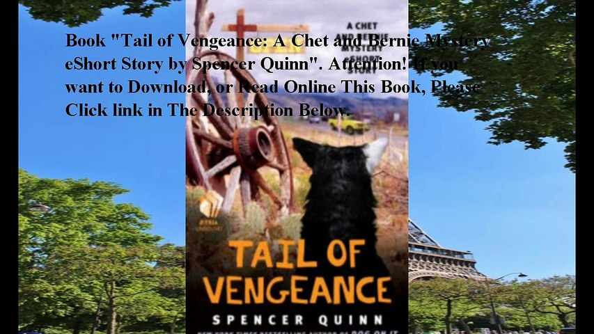Download Tail of Vengeance: A Chet and Bernie Mystery eShort Story ebook PDF | Godialy.com