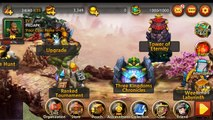 Magic Of The Three Kingdoms Gameplay IOS/Android