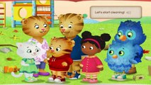 Daniel Tigers Neighborhood - Clean Up - Tiger Daniel Games - PBS Kids