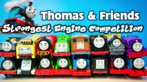 Thomas and Friends Worlds Strongest Engine Competition TrackMaster Train Toy Collection
