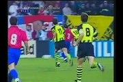 25.09.1996 - 1996-1997 UEFA Champions League Group B Matchday 2 Steaua Bükreş 0-3 Borussia Dortmund